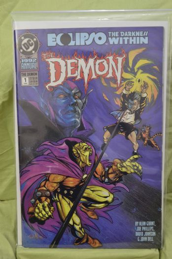 DEMON ANNUAL (1992) Volume 2: # 0001 NM